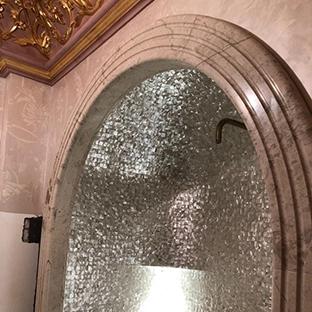 Мрамор ванная