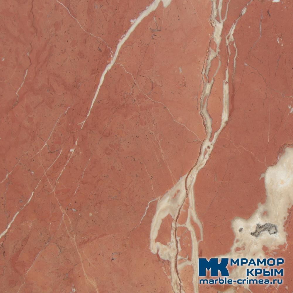 Мрамор Rosso Alicante