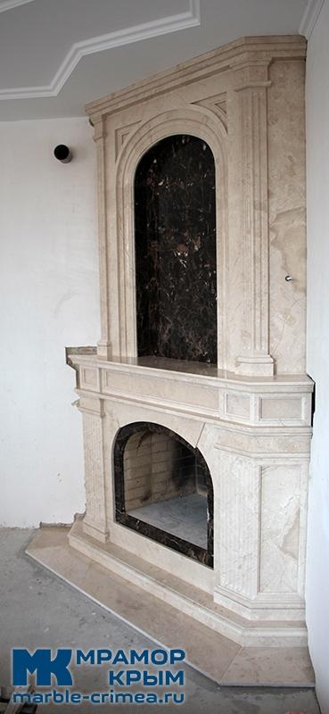 Портал для камина на заказ в Симферополе
