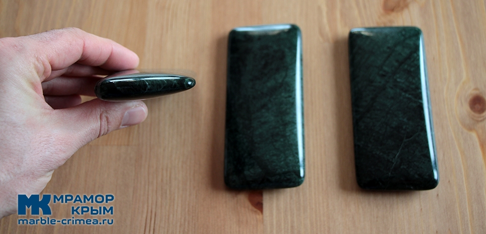 Камни для массажа из мрамора
